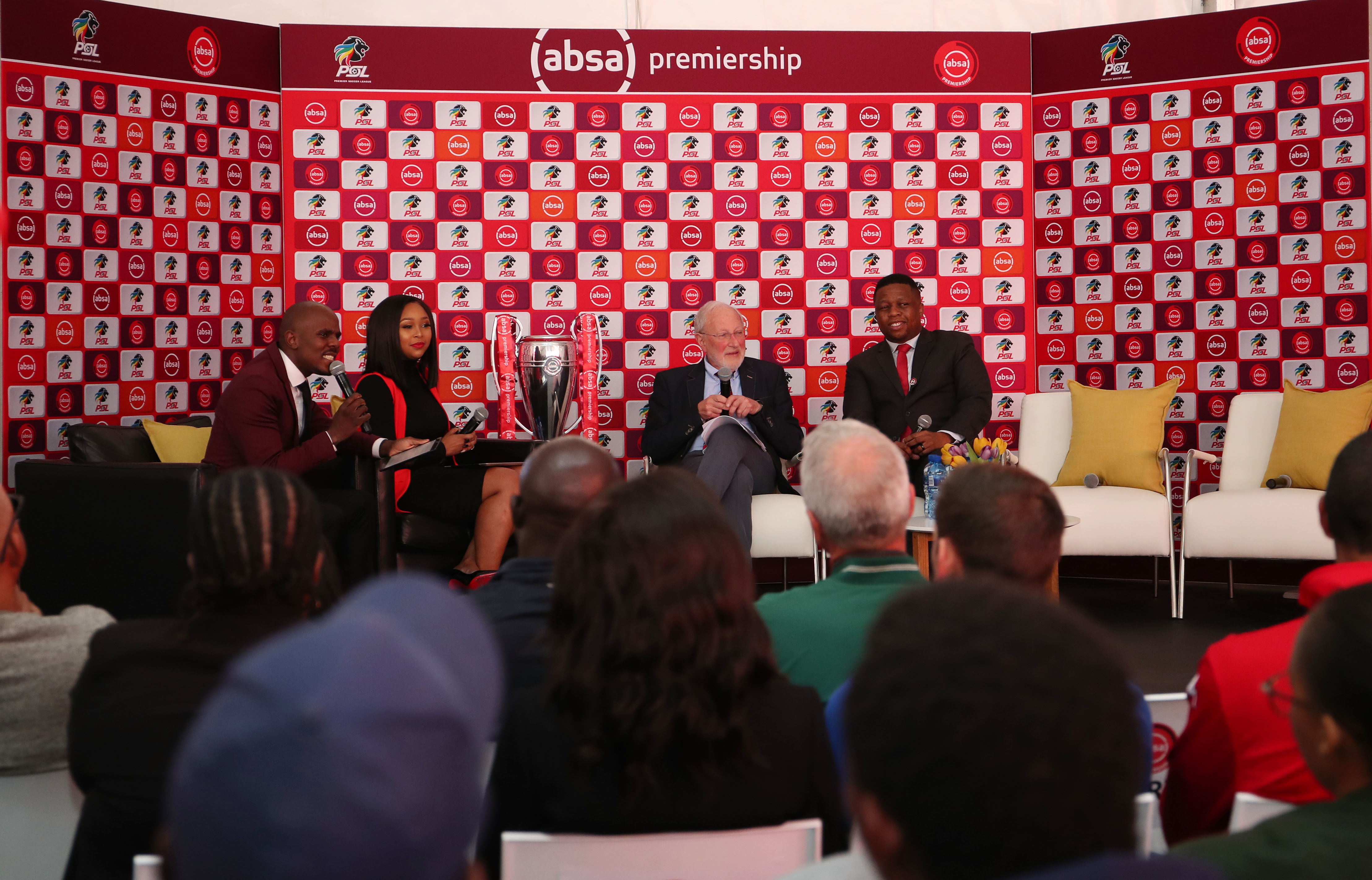 Absa Premiership 2019/20 Launch - Absa Contact Centre - Auckland Park