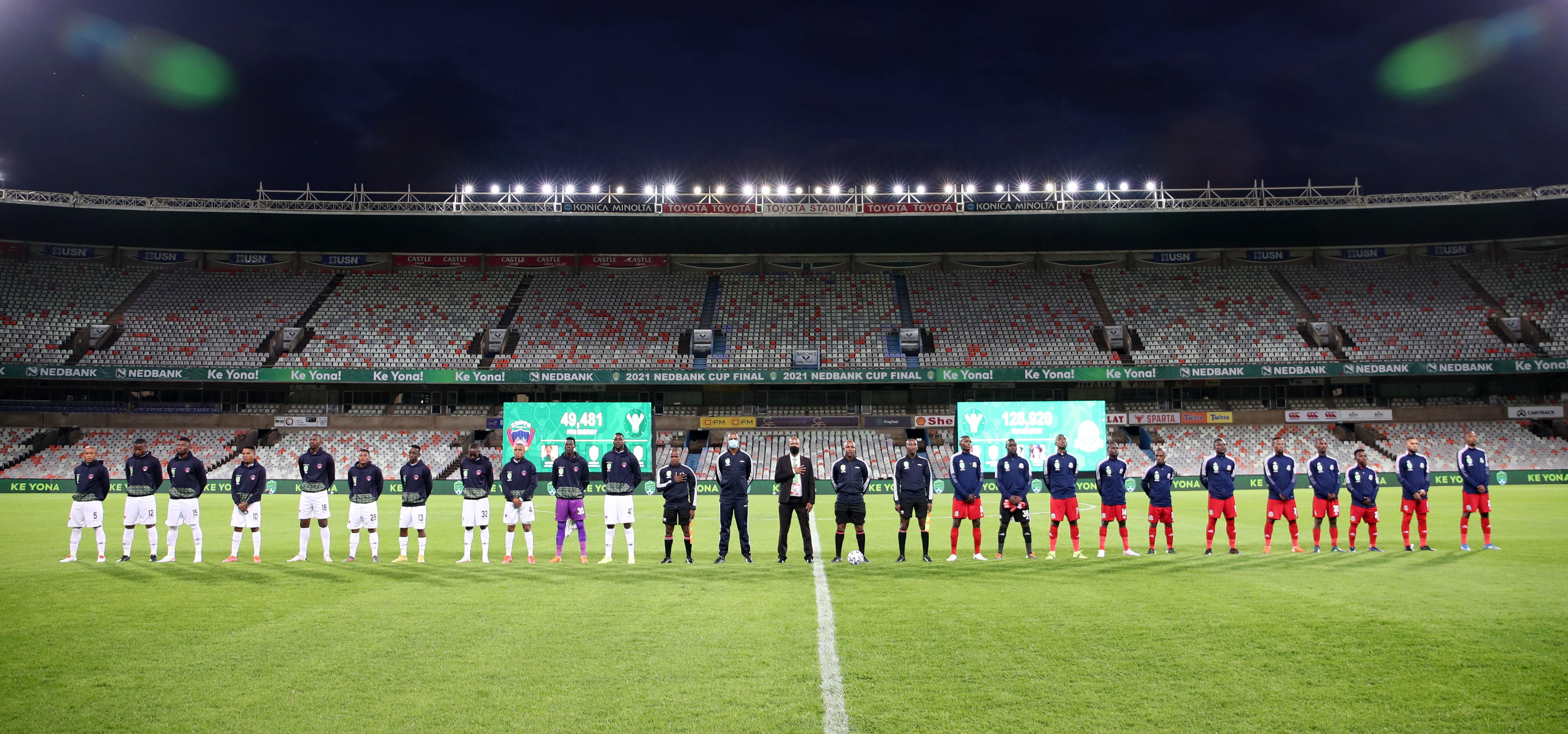 2021 Nedbank Cup Final